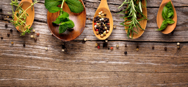 Five Of The Best Natural Herbs For Weight Loss