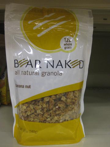 Granola All Natural Snacks